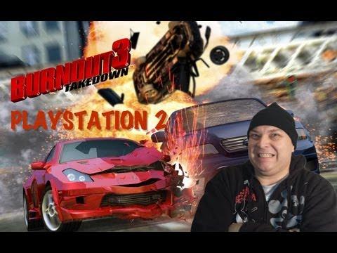 Burnout 3 Takedow / PS2  - Voltando aos velhos tempos