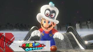 Super Mario Odyssey - Episode 1 Départ sur les chapeaux de roues!