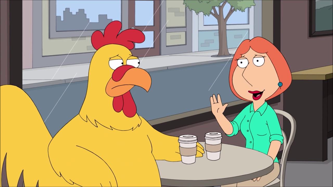 Family guy chicken