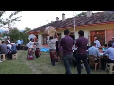 Sinop Türkeli Kuşçular Köyü Düğün part 1