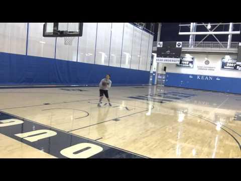 Basketball Training - Ryan Arcidiacono Reverse Pivot Move