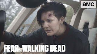 'Making Contact' Sneak Peek Ep. 505 | Fear the Walking Dead