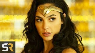 10 Wonder Woman 2 Theories That Might Actually Be True