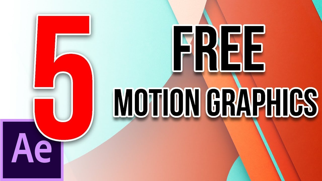 After effects motion graphics 5 free templates youtube after effects motion graphics 5 free templates pronofoot35fo Images