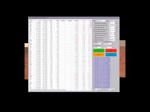 SmartTick executes trades in microseconds