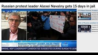 Канада 981: Как канадские СМИ освещали события в 26 марта в РФ