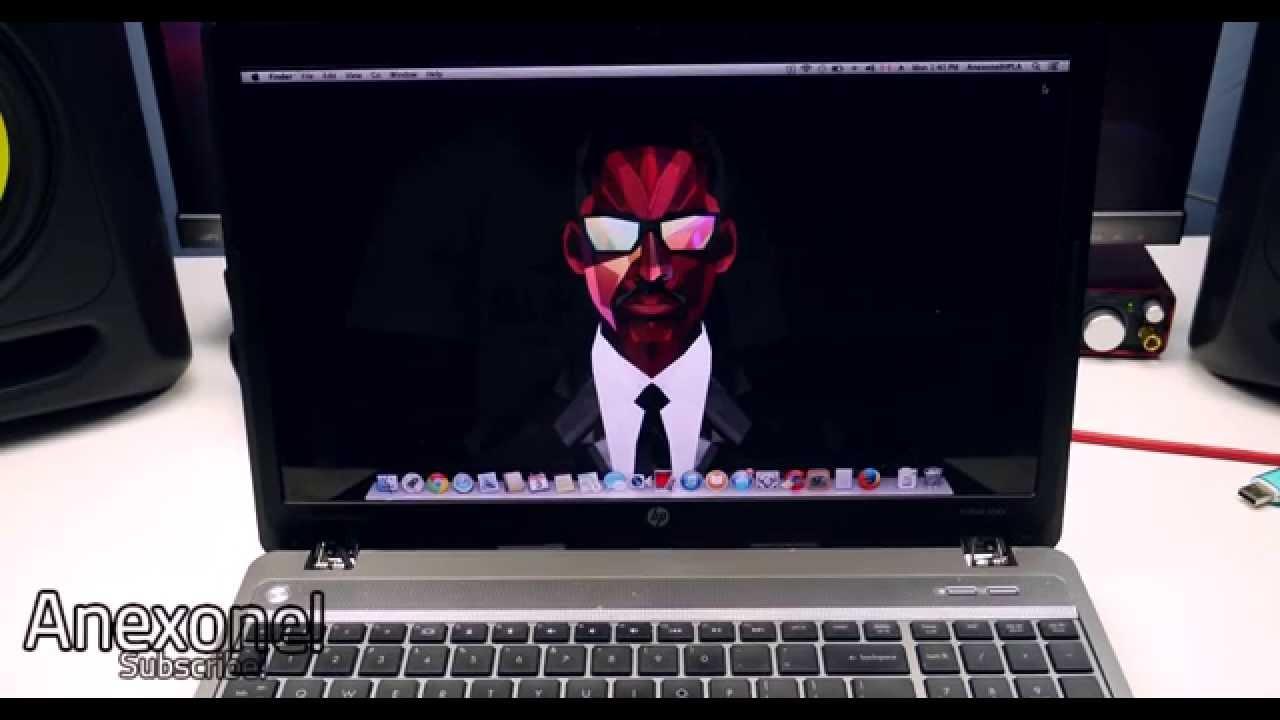 What's my tech: Laptop Hackintosh Build (HP Probook 4540s) [4K]