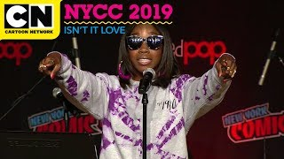Isn't It Love Live Performance | NYCC 2019 | Cartoon Network