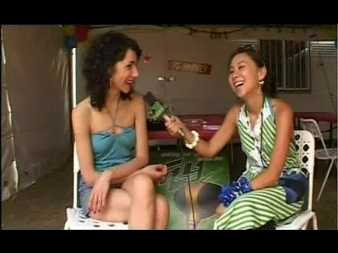 PJ Harvey - Big Day Out Interview 2003