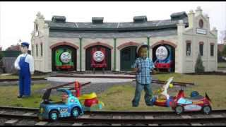 Learn Names of all Thomas and Friends Trains. Thomas Sing Along