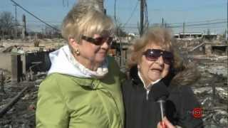 Hurricane Sandy - The Aftermath - Focus at Breezy Point NY Thumbnail