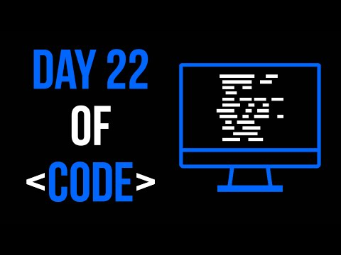 Day 22 of Code: Heaps and Binary Search Trees! Code BST's from Scratch!