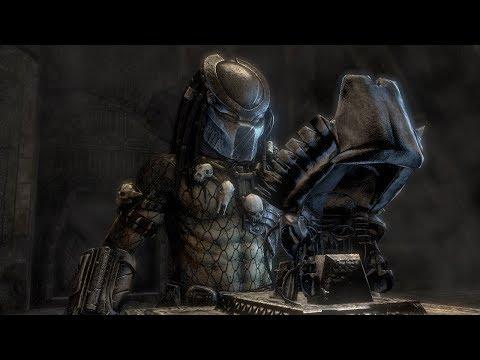 Aliens vs. Predator - Predator - Ruins