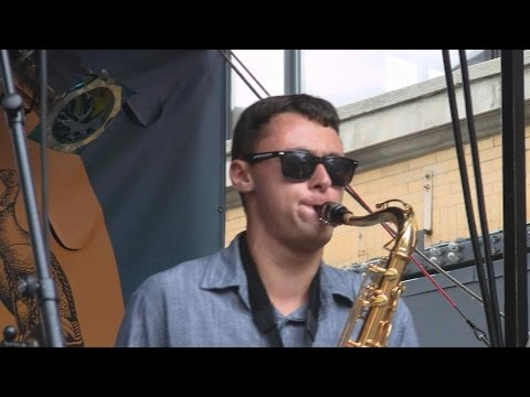 Bruce Springsteen - Rosalita - School of Rock AllStars Team 4 - Wicker Park Fest