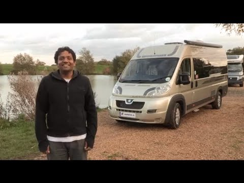 Practical Motorhome reviews the Auto-Sleeper Warwick XL