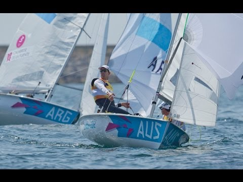 Malcolm Page Takes Up ISAF Athletes' Commission Chair