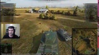 Как правильно играть на тяжелых танках на карте Малиновка