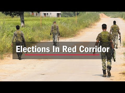 Elections in Red Corridor: A ground report | Chhattisgarh Elections 2018 | Economic Times