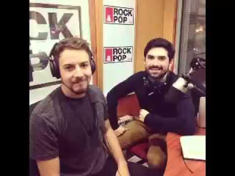 Entrevista a Jim Hast en Radio Rock & Pop 94.1 FM / Plan Maestro con Nico Castro