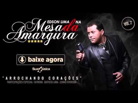 Edson Lima Na Mesa Da Amargura   Vol 2   2016