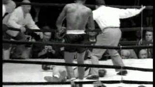 Ingemar Johansson vs Floyd Patterson II - June 20, 1960 - Rounds 4 & 5