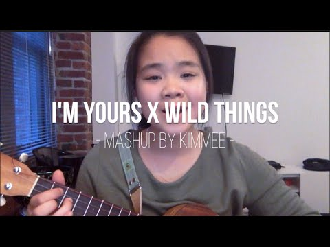 I'm Yours x Wild Things - Alessia Cara (mashup by Kimmee)
