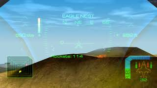 Eagle One: Harrier Attack - Mission 22 - Air Lift