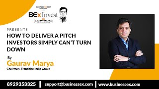 Episode 22- How To Deliver A Pitch Investors Simply Can't Turn Down