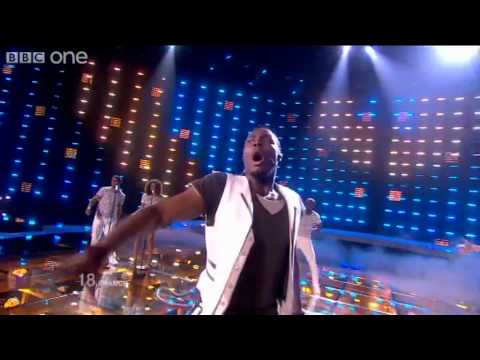 """France """"Allez Ola Ole"""" - Eurovision Song Contest Final 2010 - BBC One"""