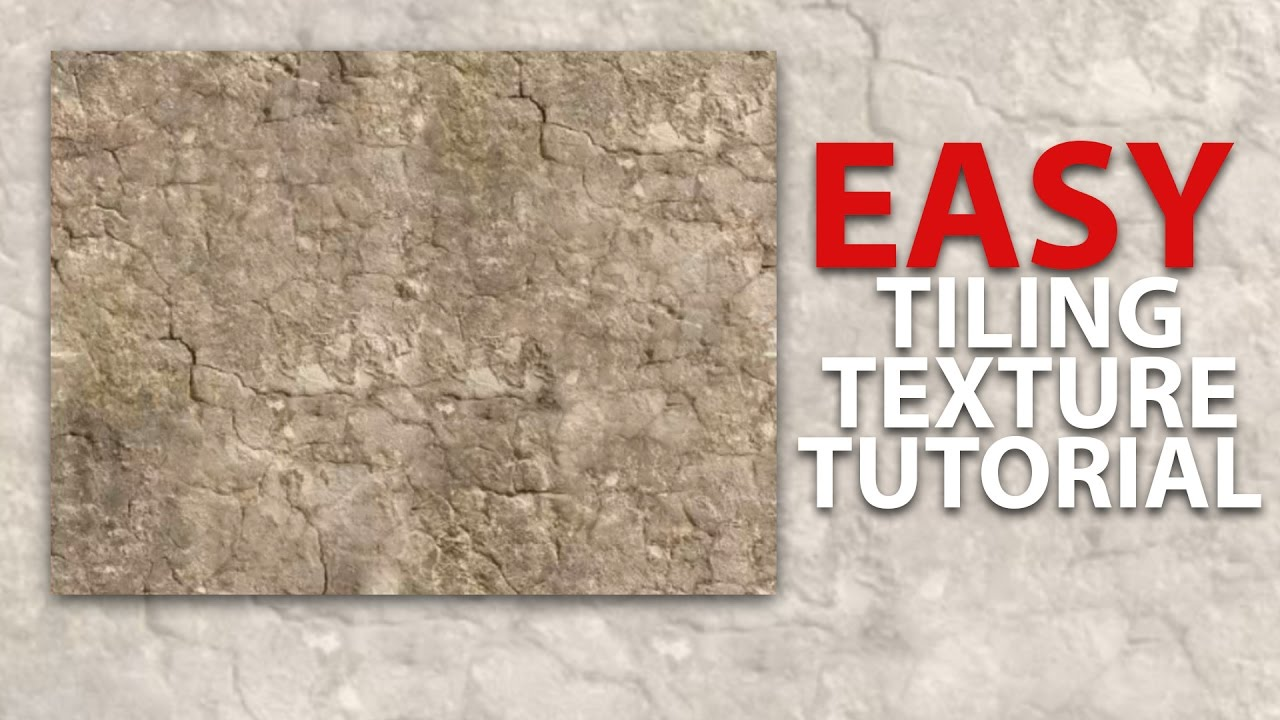 Easy Tiling Textures in Photoshop - YouTube