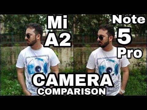 Mi A2 Vs Redmi Note 5 Pro Camera Comparison|Mi A2 Camera Review|Redmi Note 5 Pro Camera Review