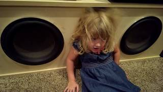 Bass I love you Hair Tricks my 3 year old daughter