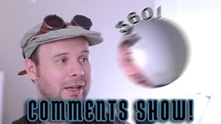Comments Show: 360 Video Camera - Part 1