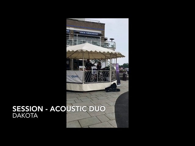 Dakota  - Stereophonics Acoustic Cover