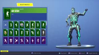 $1000 RARE Fortnite Locker! 100+ Skins (OG SKINS) - Fortnite Battle Royale