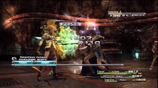PS3 Longplay [012] Final Fantasy XIII (Part 09 of 12)