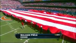 When Being American Is Awesome: Jim Cornelisons National Anthem on 9 11 11
