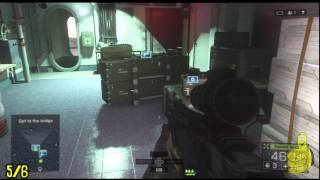 Battlefield 4: Dog Tag / Weapon Locations - South China Sea Mission - HTG