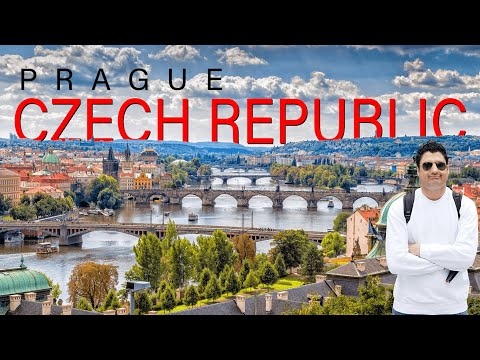 Welcome To Prague In Czech Republic   How Expensive Is Prague? Europe Trip EP-43