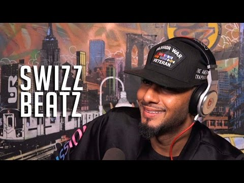 Swizz Beatz Talks Working w/Kanye West, No Commissions Art Show + Intense Police Run In