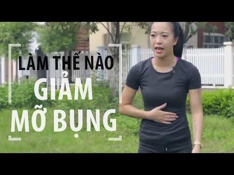 Làm thế nào giảm mỡ bụng với 3 phút mỗi ngày? | Hana Giang Anh | Workout #37