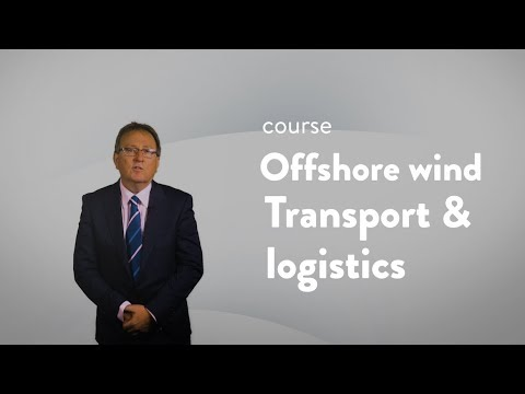 Course: Offshore wind transport and logistics (teaser #2)