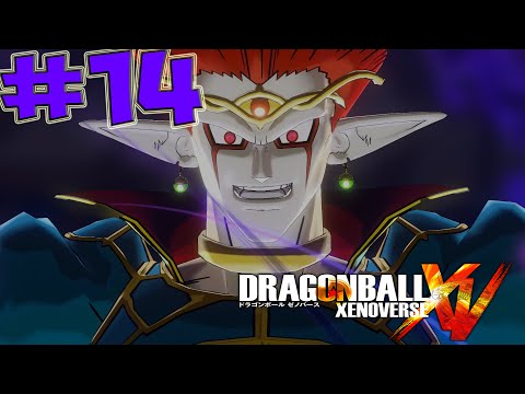 THE STREET TROLL GOD OF TIME |Dragonball Xenoverse Part 14
