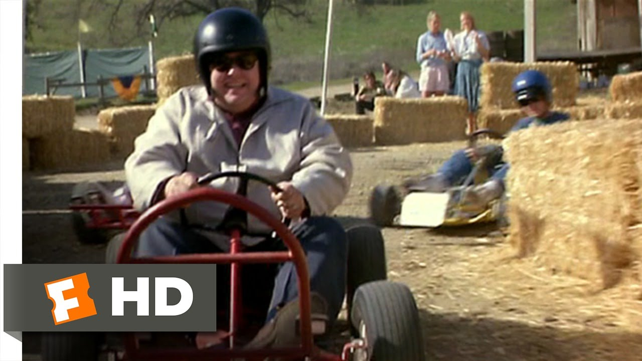 The Great Outdoors (5/10) Movie CLIP - Golf and Go-Karts