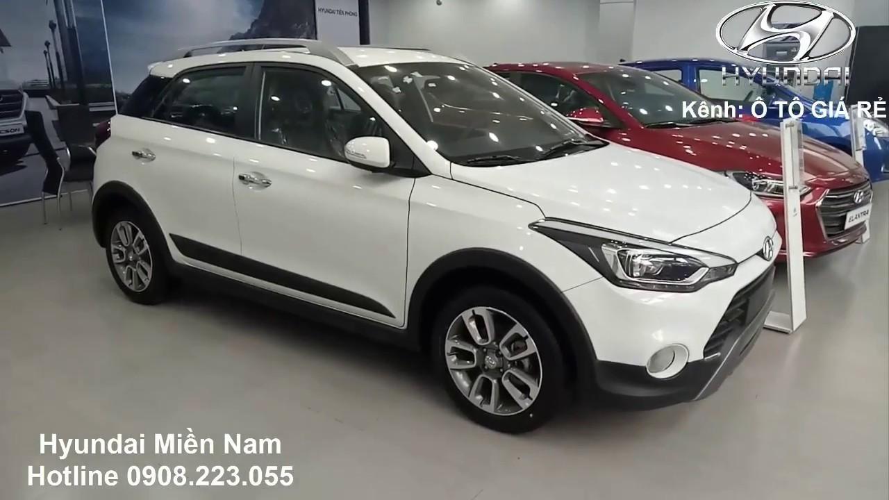 [Hàng Hiếm] Nhập Khẩu Nguyên Chiếc Xe Hyundai i20 Active SUV Giá Rẻ LH: 0908223055