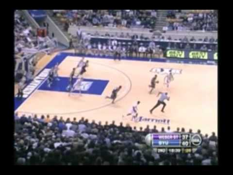 BYU Basketball 2009-2010: Weber State