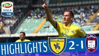 Chievo - Crotone 2-1 - Highlights - Giornata 36 - Serie A TIM 2017/18