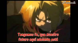 Let it all out - miho fukuhara - Fandub español latino [FMAB]