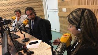 Armando Benedetti y José Félix LaFaurie debaten con Vicky Dávila en La W