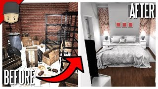 House Flipper - HOUSE THAT IS HIDING SOMETHING! (House Flipper Gameplay)